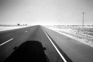 Heading east, Interstate 10, Arizona.