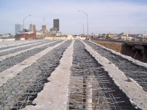 Deconstruction of Shields Blvd. in Oklahoma City took place in order to replace this section with a new brige. The new bridge was a portion of the new I-40 project in Oklahoma City.